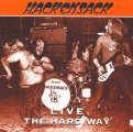 HACKENSACK - Live The Hard Way  - CD Audio Archives Psychedelic