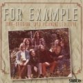 FOR EXAMPLE - SWF session 1973 / Cancelled 1972 - CD Longhair Krautrock Progressiv