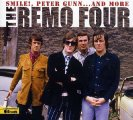 REMO FOUR - Smile Peter Gunn And More - CD Bear Family Beat