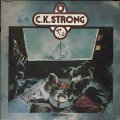 C.K. STRONG - C.K. Strong - CD 1969 World In Sound Psychedelic Bluesrock