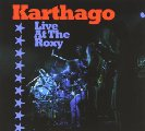 KARTHAGO - Live at the Roxy - 2 CD 1976 Digipack MadeInGermany Krautrock Rock
