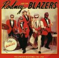 RODNEY & THE BLAZERS - Complete Recordings, 1960-1964 - CD Gear Fab Psychedelic