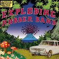 EXPLODING RUBBER BAND - Magic Train - (green) 7 inch Kozmik Artifactz Progressiv Bluesrock