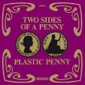 PLASTIC PENNY - Two sides of a penny - LP 1968 Sommor Psychedelic