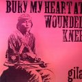 GILA - Bury My Heart At Wounded Knee - LP 1973 Krautrock Garden Of Delights