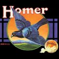 HOMER - Complete Recordings - CD 1970 Gear Fab Psychedelic