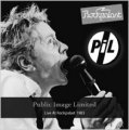 Public Image Limited - Live At Rockpalast 1983 - CD MadeInGermany New Wave