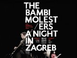 BAMBI MOLESTERS, THE - A night in Zagreb - 2 CD + DVD Dancing Bear Beat