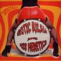 Erotic Biljan and his Heretics - Supersticky - CD 2007 Dancing Bear Rock Garage
