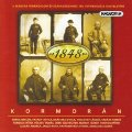 KORMORAN - 1848 - CD 1998 Hungaroton Progressiv Folk