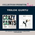 TRILOK GURTU - Crazy Saints & Believe - Collectors Premium 2 CD MadeInGermany Jazz