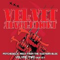 VARIOUS - VELVET REVOLUTIONS, VOL. 2: 1968-1971 - CD Particles Psychedelic