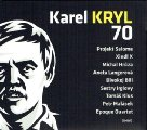 VARIOUS - Karel Kryl 70 - CD + DVD 2014 Supraphon Folk