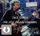 JACK BRUCE & FRIENDS - Rockpalast: The 50th Birthday Concerts - 2 DVD + CD MadeI