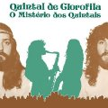 QUINTAL DE CLOROFILA - O Misterio - CD 1983 GRANADILLA MUSIC Progressiv Folk
