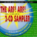 VA - The Arf! Arf! (el Cheapo) - 2 CD sampler with Litter, Rising Storm, Lazy Ar Psychedelic