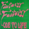 FANTASYY FACTORYY - Ode To Life - CD Ohrwaschl Progressiv Krautrock