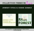 JEREMY STEIG & EDDIE GOMEZ - Music For Flute & Double Bass & Rain Forest - 2 CD Jazz