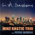 Krsti Mike Trio - L. A. Sessions - CD 212 Dancing Bear Jazz