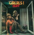 EILIFF - Girlrls - LP 1972 + 2 Bonustracks Longhair