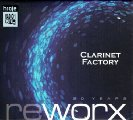 CLARINET FACTORY - Worx & Reworx � 20 Years - 2 CD 2014 Supraphon Jazz Elektronik