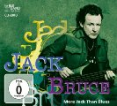 JACK BRUCE & FRIENDS - More Jack Than Blues - CD + DVD MadeInGermany Rock