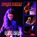 SPACE DEBRIS / PAISLEY TREE - New Rag / Spiral Cage - 7 inch Split single Green Krautrock Progressiv