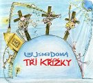 UZ JSME DOMA - Tri Krizky  Three Crosses - CD 215 Indies MG Underground