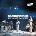 WEATHER REPORT - Live In Offenbach � Rockpalast 1978 - 2 CD + DVD Madeingermany Jazzrock