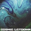 COSMIC LETDOWN - Venera - LP 216 blue Clostridium Psychedelic