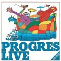 Progres - Live - CD + DVD 2016 FT Records Progressiv