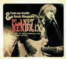 BOZIC, VEDRAN & ROCK MASTERS - Planet Hendrix - CD + DVD 2015 Croatia Records Psychedelic