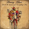 HEAVY GLOW - Pearls & Swine And Everything Fine - LP (colour) Kozmik Artifactz Psychedelic