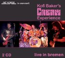 KOFI BAKERS CREAM EXPERIENCE - Live In Bremen - 2 CD Sireena Rock Psychedelic