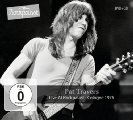 PAT TRAVERS - Live At Rockpalast � Cologne 1976 - DVD + CD MadeInGermany Jazz