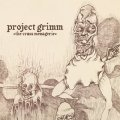 PROJECT GRIMM - The Crass Menagerie - LP colour VINCEBUS ERUPTUM Psychedelic