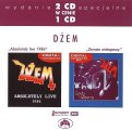 DZEM - Absolutely Live 1986 & Zemsta Nietoperzy - 2 CD 2003 Pomaton Bluesrock
