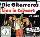Gitarreros - Its only RocknRoll - CD  DVD 216 Sechzehnzehn Musikproduktion