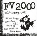 Various Artists - FV 2000 (Slo. comp. ost) - CD 2000 FV Hardrock Punk