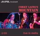 CORKY LAINGS MOUNTAIN - Live In Melle - 2 CD Sireena Rock