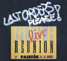 BAD NEWS REUNION - Last Orders Please - 2 CD Sireena Deutschrock Westcoast