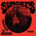 AL SIMONES - Corridor Of Dreams - LP (colour) 1993 KrautedMind Psychedelic