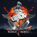 CITRON - Rebelie Rebelu - CD 2016 Studio Citron Hardrock