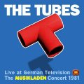 TUBES - Live At German Television Musikladen Concert 1981 - 2 LP colour Siree Psychedelic