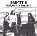 SABATTIS - Warning In The Sky - CD 1970 Jargon Psychedelic