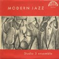 Studio 5 Ensemble - Modern Jazz - CD 2016 Indies Happy Trails