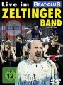 ZELTINGER BAND - Live Im Beatclub - DVD Sireena Deutschrock Rock