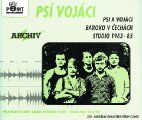 PSI VOJACI - Psi A Vojaci  Baroko V Cechach  Studio 1983 - 85 -3 CD 2 Black Rock