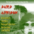 ARVEDON DAVID - In Search Of The Most Unforgettable - 2 CD Arf Arf Psychedelic