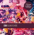 STAY - Always Here - 7 inch bluegreen Fruits De Mer Psychedelic